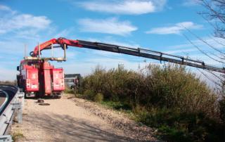 Asistencia de vehículos pesados, camiones y autocares