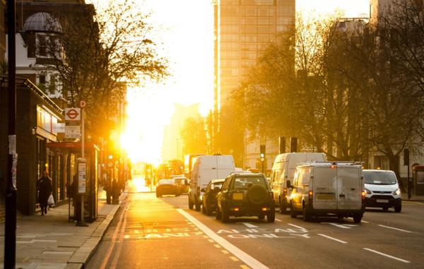 Consejos para conducir con sol de frente