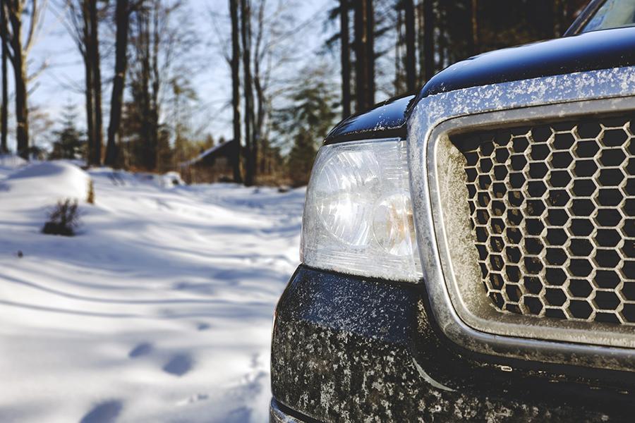 conduccion con nieve