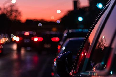 ¿Cuál es la mejor hora para viajar por carretera?