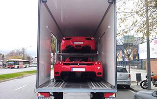 Las 7 ventajas de trasladar vehículos en grupaje