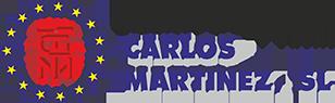 Grúas Martínez Logo
